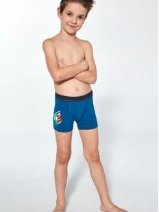 Детские трусы боксеры для мальчиков с принтом акула