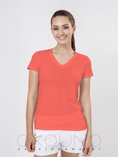 Женская футболка Oxouno 0575 kulir