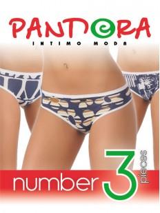 Трусы слипы Pandora PD 1062 (3 шт.) slip