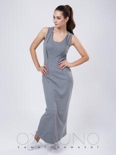 Хлопковое платье Oxouno 0558 ribana 04