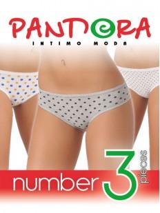 Трусы слипы Pandora PD 1046 (3 шт.) slip