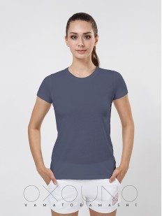 Женская футболка Oxouno 0580 kulir