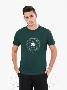 Мужская футболка Oxouno 0552-157 kulir 01