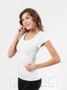 Хлопковая футболка Oxouno 0365 kulir 05