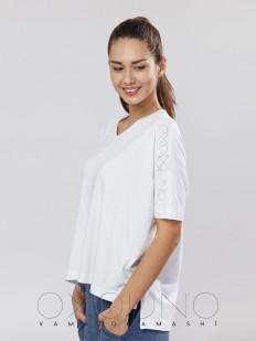 Женская футболка Oxouno 0487-07 modal 07
