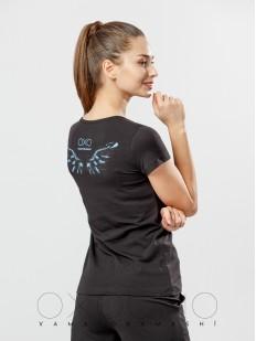 Женская футболка Oxouno 0354-140 kulir 05
