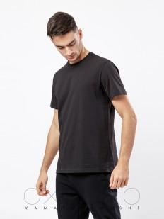Хлопковая футболка Oxouno 0370 kulir 01