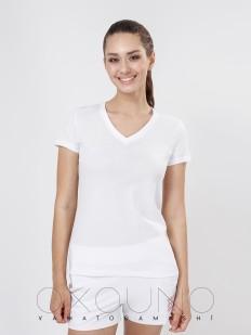 Женская футболка Oxouno 0566 kulir