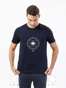 Мужская футболка Oxouno 0317-157 kulir 01