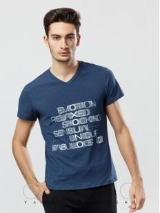 Мужская футболка Oxouno 0055-120 kulir