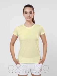 Женская футболка Oxouno 0576 kulir