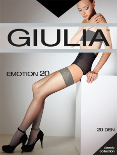 Тонкие чулки Giulia EMOTION 20