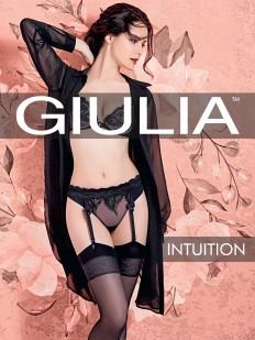 Чулки под пояс GIULIA Intuition 01