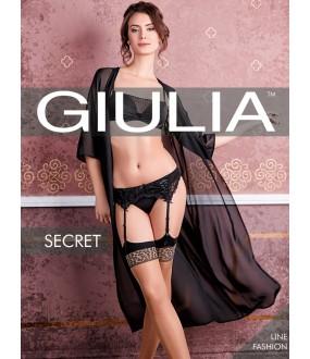 Чулки под пояс Giulia Secret 08
