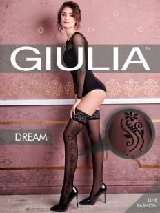 Фантазийные чулки Giulia Dream 01