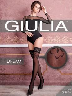Фантазийные чулки Giulia Dream 02