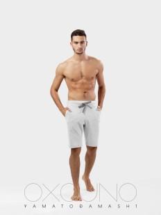 Хлопковые домашние мужские шорты