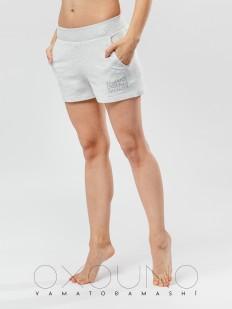 Хлопковые женские шорты с карманами OXOUNO