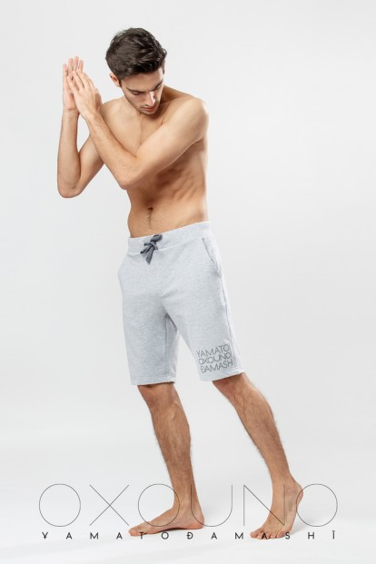 Мужские хлопковые шорты Oxouno 0252-138 footer 01