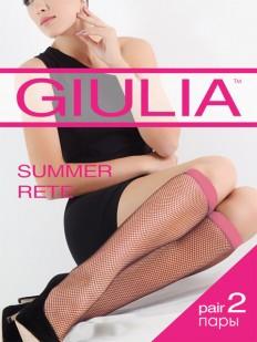 Гольфы GIULIA SUMMER RETE COLOR (2 п.) гольфы