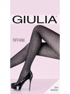 Ажурные колготки Giulia TIFFANI 08