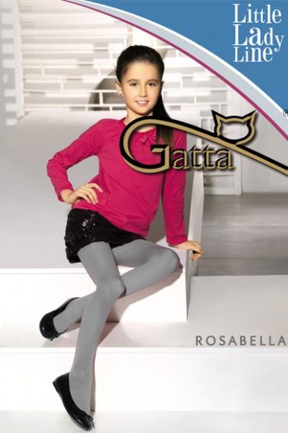 Детские теплые колготки для девочек Gatta Rosabella 60 - фото 1