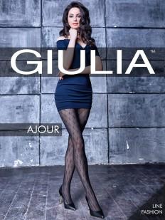 Последний товар!!! Ажурные колготки 60 ден Giulia AJOUR 03