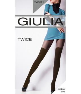 Колготки Giulia Twice