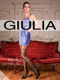 Фантазийные колготки с имитацией Giulia ADRIIANA 01