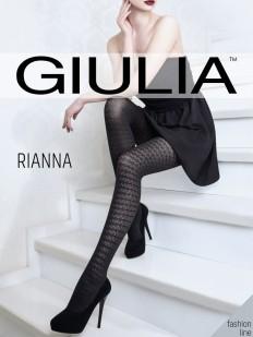 Колготки с эффектом тюля Giulia Rianna 06