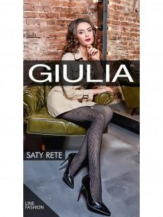 Фантайзиыне колготки Giulia Saty Rete 07