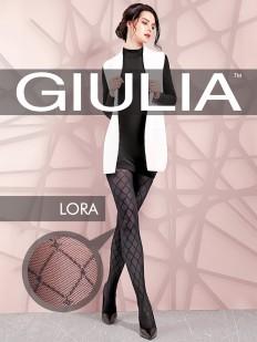 Фантазийные колготки GIULIA Lora 02