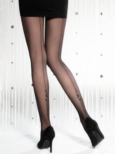 Фантазийные колготки Gatta SILVER PARTY 09