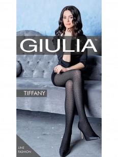Фантазийные колготки с рисунком Giulia TIFFANI 12