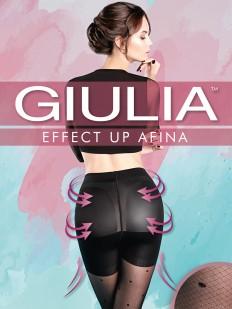 Моделирующие пуш ап колготки Giulia Effect Up AFINA 02