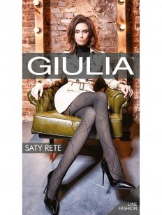 Ажурные колготки GIULIA Saty rete 01