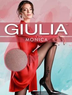 Фантазийные колготки с рисунком тату Giulia MONICA 10