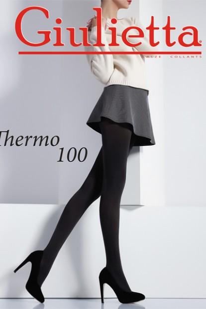 Теплые зимные колготки из микрофибры Giulietta THERMO 100 - фото 1
