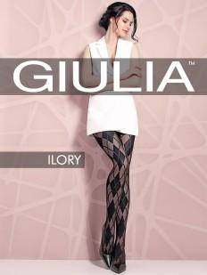 Фантазийные колготки GIULIA Ilory 03