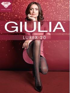 Блестящие колготки Giulia LUREX 20 den