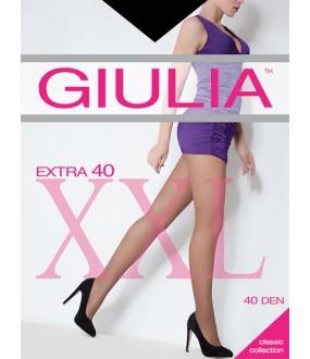 Матовые колготки Giulia EXTRA 40 XL