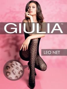 Леопардовые колготки GIULIA LEO NET 01