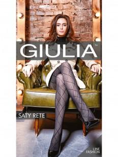 Ажурные колготки GIULIA Saty rete 02