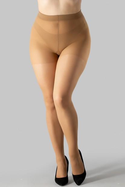 Поддерживающие колготки больших размеров Giulia POSITIVE LOOK 40 XXL - фото 1