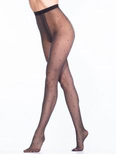 Фантазийные колготки GIULIA Amalia lurex 01