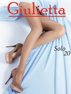 Классические колготки с шортиками Giulietta SOLO 20