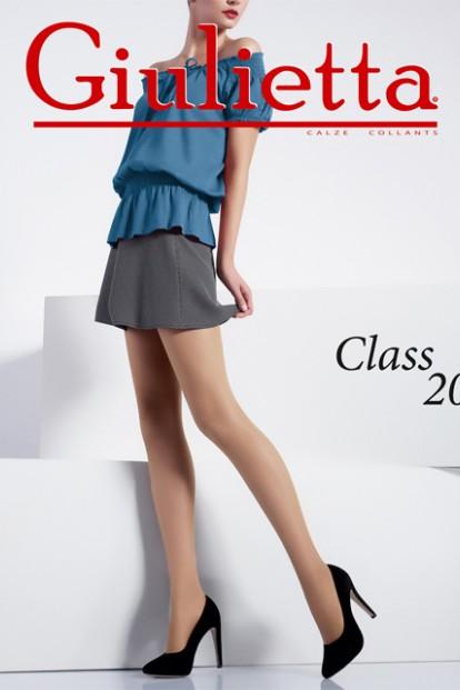 Классические матовые колготки Giulietta CLASS 20 - фото 1