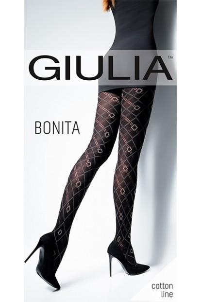Фантазийные колготки с рисунком Giulia BONITA 01 - фото 1