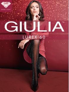 Блестящие колготки Giulia LUREX 60 den