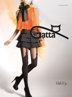Матовые колготки с имитацией Gatta GIRL UP 18